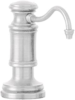 product image for Waterstone 4060-AP Traditional Soap Dispenser Deck Mount, Antique Pewter