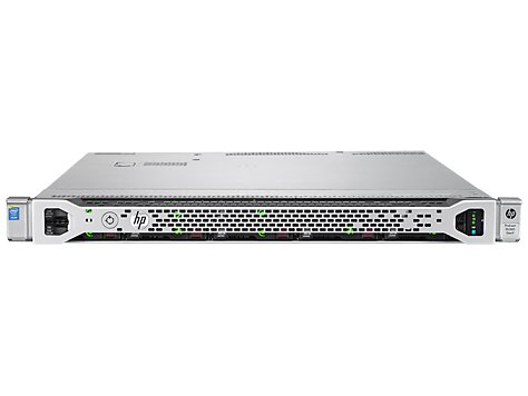 ProLiant DL360 Gen9 E5-2630v3 1P 16GB-R P440ar 500W PS Base SAS Server