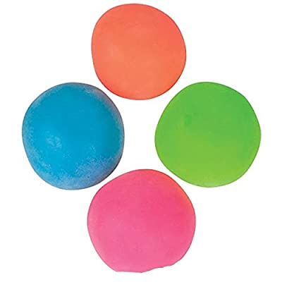 Rhode Island Novelty Pull and Stretch Ball | One per order | Color may vary: Toys & Games