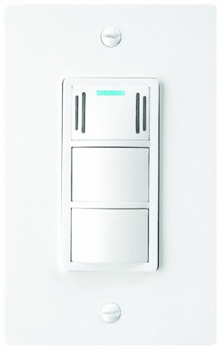 DewStop FS-100 Condensation Control Sentry Fan Switch, - Bathroom Fan Humidity Sensing