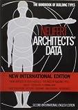 Neufert Architects' Data: Second International Edition