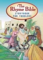 Rhyme Bible Storybook For Toddlers Board Book