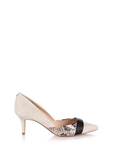 Mod Python Decolletté Scarpe Guess Laila Col Shoe Print Donna Stone Fl1lilpel08 4wRwqtaA
