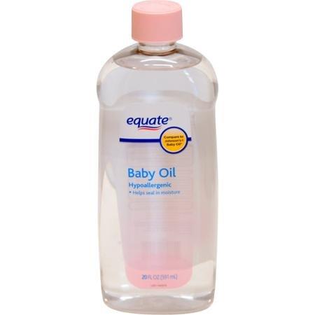 Equate Baby Oil, 20 fl oz