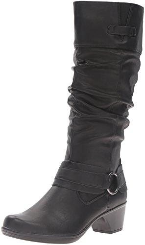 Easy Street Women's Jayda Boot Black Western BOCBwrTx