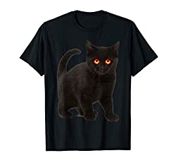 Black Cat Black Hole By Jenny Greene Original T Shirt