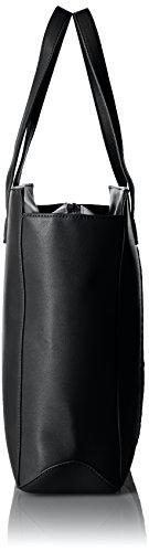 Sac épaule porté Taille Lollipops Black Yasmin 22260 Unique Noir 1ASxPwg