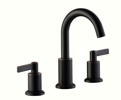 8 faucet bathroom bronze - 1