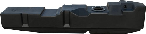 0299 Polyethylene Fuel Tank for Ford Super Duty HD Crew Cab Short Bed - 51 Gallon Capacity (Super Duty Crew Cab Short)