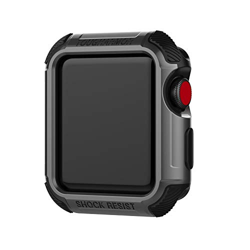 Series 4 Super Silm PC Hard Case iWatch Anti-Scratch Protective Apple Watch Case 42mm Series 3/2/1 (Space Gray, Series 3 42mm)