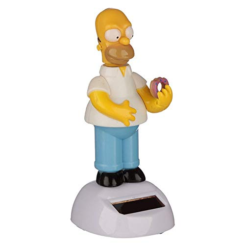Homer Simpson Solar Pal - Licensed Design