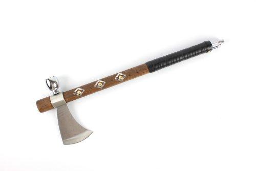 Indian Peace Pipe Tomahawk (Wuu Jau Co L-20 Native American Peace Pipe Tomahawk Axe,)