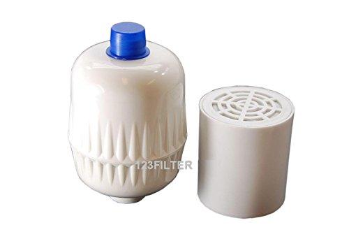 ispring 5 stage kdf gac shower filter no chlorine sk1 11street malaysia showers showerheads. Black Bedroom Furniture Sets. Home Design Ideas