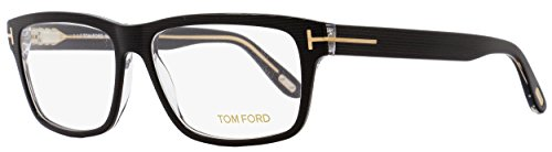 New Tom Ford Eyeglasses Men TF 5320 Black 005 TF5320 - For Men Black Eyeglasses