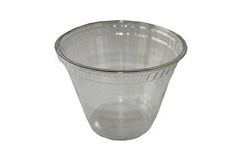 100 Bowlebecher Plastik 265ml Einweg