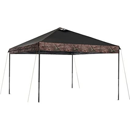 Amazon.com : 10 x 10 Instant 100 sq. ft. Cooling Space Gazebo, Heavy ...