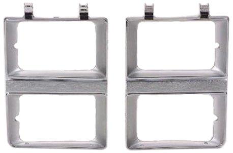 OE Replacement Chevrolet Blazer/Tahoe Left Headlamp Door (Partslink Number GM2512106)