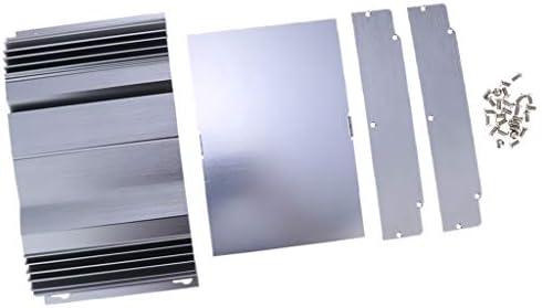 Caja De Proyecto De Aluminio Electrónica, Caja De Circuito PCB ...