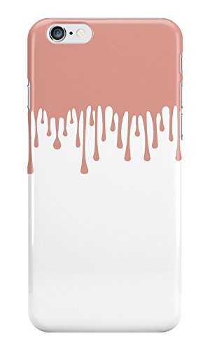 Kardashian Kylie Jenner Kendall lipstick melting plastic case / cover for Apple Iphone design made by LuxuryHunters ® (Iphone 7)