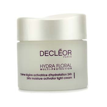 Decleor Hydra Floral 24hr Moisture Activator Light Cream 50ml/1.69oz For Sale