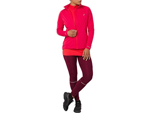 ASICS 2012A018 Women's System Jacket, Samba, Small by ASICS (Image #6)