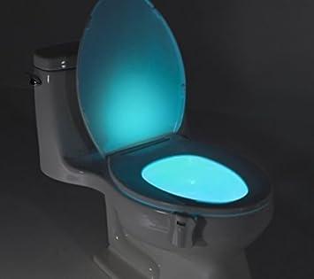 Led Toilette Led Toilette Licht Stoga T003 Led Amazon De Elektronik