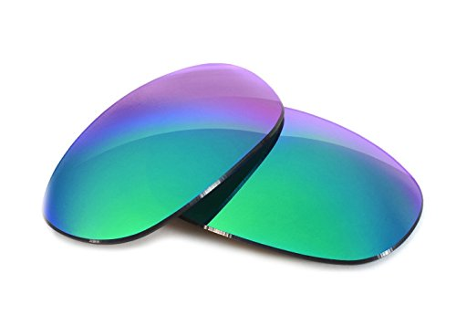 FUSE Lenses for Wiley X XL-1 Advanced Sapphire Mirror - Wiley 1 Xl Sunglasses