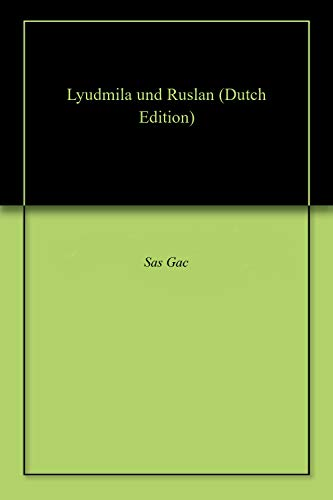 Lyudmila und Ruslan (Dutch ()
