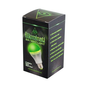Illuminati SG Night Light Super Green LED Bulb, 5 - For Sale Grow Room