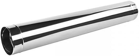 /0.5/metre//conduit Tuyau Tube rigide Acier inoxydable Conduit de chemin/ée//Longueur/