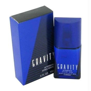 GRAVITY Mens Cologne by Coty After Shave .5 oz