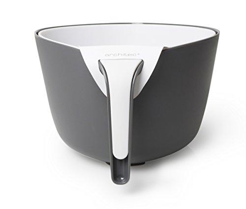 Architec 3-Quart Colander & Bowl Set in Grey & ()