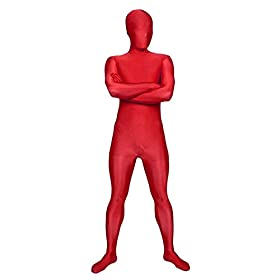 - 31iLT 2Bfe09L - Pavelimchuk Second Skin Zentai Supersuit Costume Full Body Spandex Lycra Suit