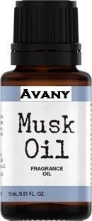 Musk Perfume Oils Fragrance Body Oil For Women & Men (Amber Fragrance) (Dg Online Shop)