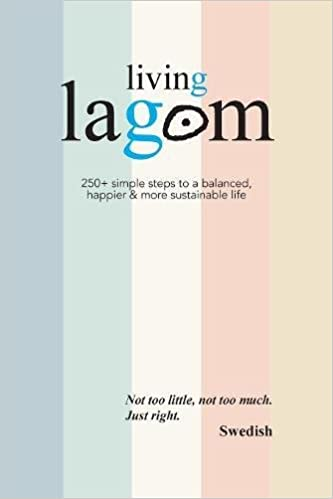 Living Lagom book by oliver johansson