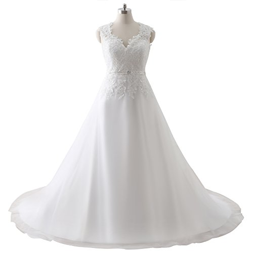 26w white dress - 7