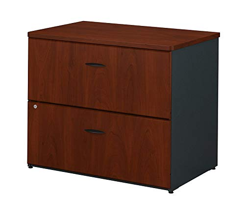 (Bush Businеss Furniturе Office Home Furniture Premium Series A 36W 2 Drawer Lateral File)