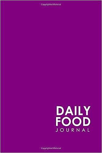 Daily Food Journal: Diabetes Food Journal, Food Journal Keto