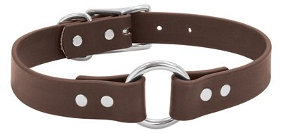 Weaver Leather 07-3116-BR-17 1 x 6 Brahma Webb Collar