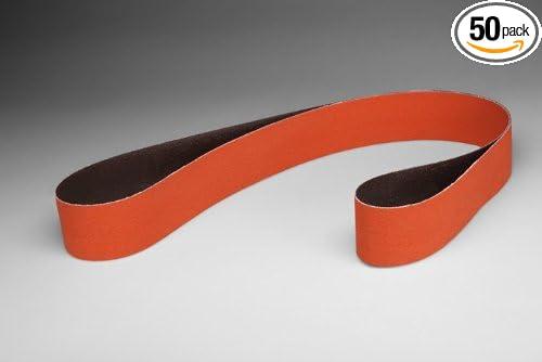 23332 P220 Grit PRICE is per CASE 2 in Width x 48 in Length 3M Cubitron 707E Coated Ceramic Sanding Belt
