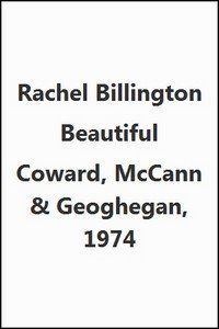 Beautiful 1st American edition by Billington, Rachel published by Coward, McCann & Geoghegan Hardcover