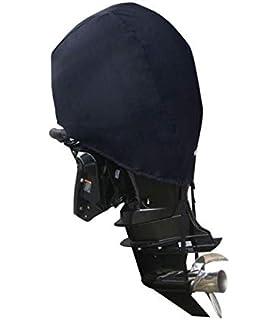 Oceansouth Motor-Abdeckung 2//4-Takt-Außenborder Schutz-Hülle ganzer Boots-Motor