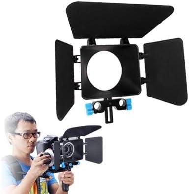KANEED カメラアクセサリー 撮影機材 Vマットボックス、フレキシブルライトシェイプ