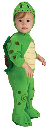 Baby Turtle Costume (Rubie's Costume EZ-On Romper Costume, Turtle, 6-12 Months)
