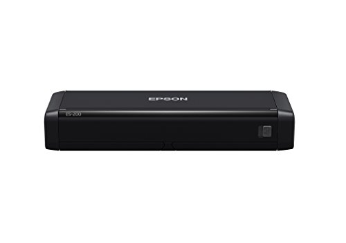 Epson WorkForce ES-200 Color Portable Document Scanner with ADF for PC and Mac, Sheet-fed and Duplex Scanning by Epson (Image #2)