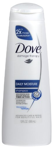 Dove Shampoo for Dry, Rough Hair, 12 oz