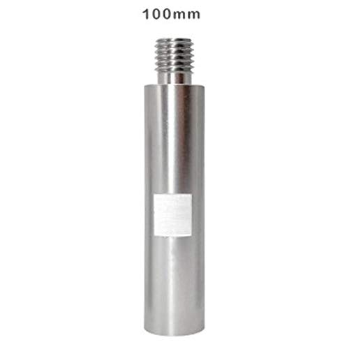 SODIAL Car Wash Polisher Alu M14 Rotary Polisher Extension Shaft for Car Care Polishing Accessories Tools Auto Detailing