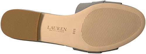 Lauren Af ralph Lauren Kvinders Davan Slide Sandal Cement m9LkJ