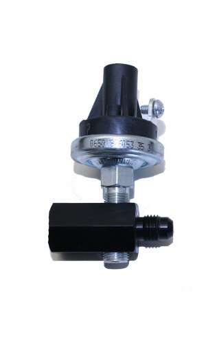 Nitrous Outlet Fuel Pressure Safety Switch w/-4 manifold (high pressure) B006QZ55X0