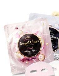 [Etude House] Royal Class Gel Mask Sheet # Pearl